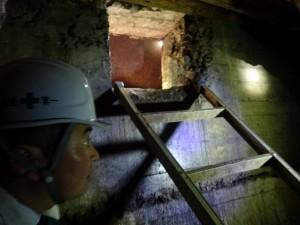 若宮井路の用水改修3 大分県議会議員 土居昌弘