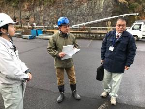 若宮井路の用水改修4 大分県議会議員 土居昌弘