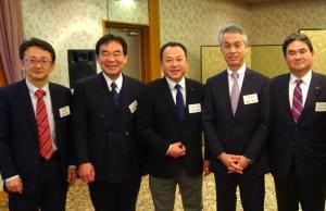 昨日は九州中央3県(熊本・大分・宮崎)議員連盟の総会3 大分県議会議員 土居昌弘