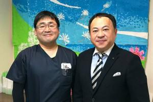 たんぽぽ先生こと、永井理事長の多職種連携チームによる地域医療 大分県議会議員 土居昌弘