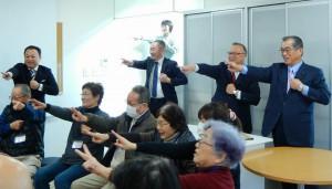 たんぽぽ先生こと、永井理事長の多職種連携チームによる地域医療4 大分県議会議員 土居昌弘