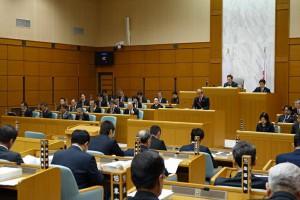平成30年度積極予算案が提案された第1回県議会 大分県議会議員 土居昌弘