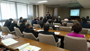 平成30年度積極予算案が提案された第1回県議会3 大分県議会議員 土居昌弘
