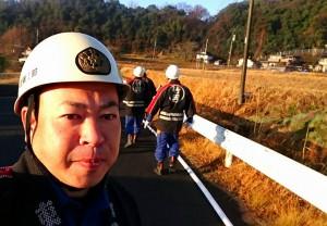 防災訓練2 大分県議会議員 土居昌弘
