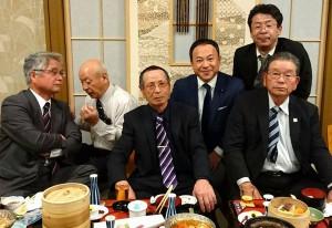 井路管理の功績を認められ渡部さん表彰 大分県議会議員 土居昌弘
