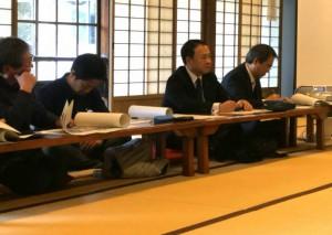 竹田のまちの電線地中化の話し合い4 大分県議会議員 土居昌弘