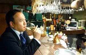 竹田のまちの電線地中化の話し合い2 大分県議会議員 土居昌弘