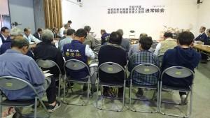 和牛振興会直入支部と和牛育種組合直入支部の総会 大分県議会議員 土居昌弘
