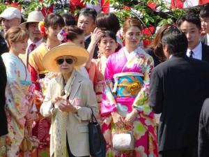 安倍総理主催の桜を見る会3 大分県議会議員 土居昌弘