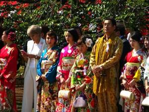 安倍総理主催の桜を見る会2 大分県議会議員 土居昌弘