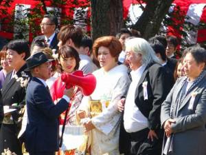 安倍総理主催の桜を見る会4 大分県議会議員 土居昌弘