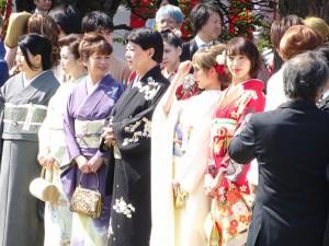 安倍総理主催の桜を見る会5 大分県議会議員 土居昌弘