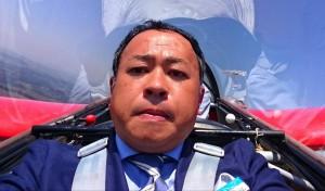 大学生のグライダー全国大会「久住山岳滑翔大会」3 大分県議会議員 土居昌弘