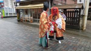 古町すし祭り2日目 大分県議会議員 土居昌弘