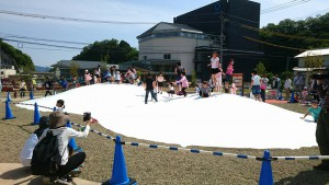 竹田市に児童公園「竹の子ひろば」が完成3 大分県議会議員 土居昌弘