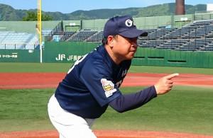 24聖人公園で九州県議会親睦野球長崎大会開催2 大分県議会議員 土居昌弘
