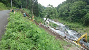 稲葉川を豊かできれいにする会の総会 大分県議会議員 土居昌弘