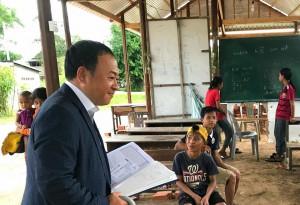 訪問型の精神保健ケアシステムを勉強 大分県議会議員 土居昌弘