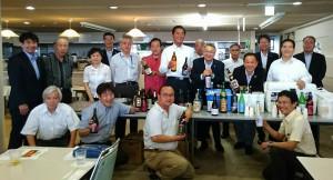 大分県の地酒と地焼酎を楽しむ会 大分県議会議員 土居昌弘