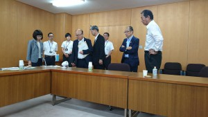 鳥取と兵庫、大阪に障がい福祉の調査4 大分県議会議員 土居昌弘