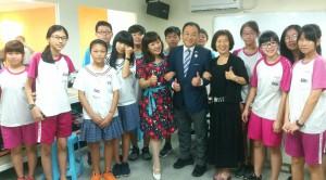高雄と大分の教育交流推進のための活動4 大分県議会議員 土居昌弘