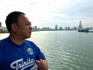 烏山頭ダムを訪問。熱帯の台湾南部で農業を可能にしたダムです 大分県議会議員 土居昌弘