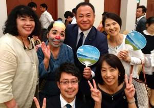 全国青年保育者会議3 大分大会に出席 大分県議会議員 土居昌弘
