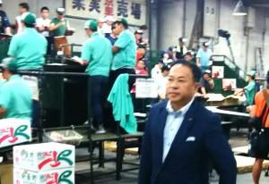 京都市中央卸売市場4 大分県議会議員 土居昌弘