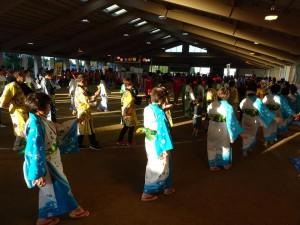 奥豊後の踊りを楽しむ夕べ4 大分県議会議員 土居昌弘