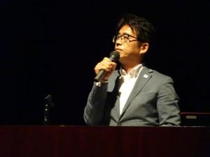 中九州横断道路シンポジウム3 大分県議会議員 土居昌弘