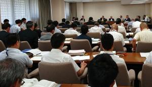 県議会農林水産常任委員会 大分県議会議員 土居昌弘