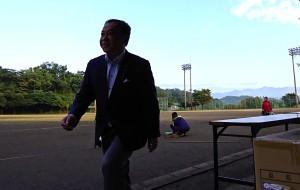 竹田市老人クラブスポーツ大会 大分県議会議員 土居昌弘