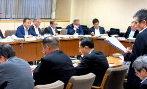 大分県議会自由民主党と各種団体との意見交換会2 大分県議会議員 土居昌弘