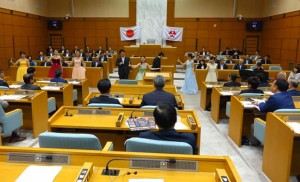 9月議会最終日 大分県議会議員 土居昌弘