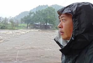 台風対応2 大分県議会議員 土居昌弘