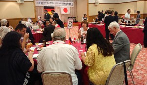 ドイツバートクロツィンゲン市と竹田市との交流30周年記念式典2 大分県議会議員 土居昌弘